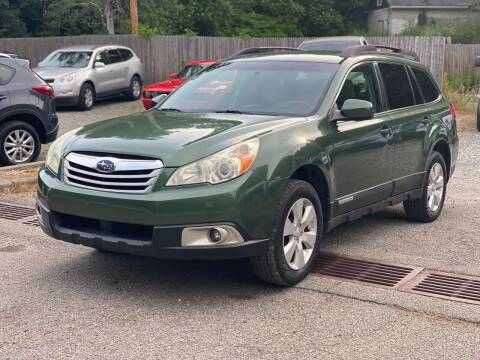 2010 Subaru Outback for sale at AMA Auto Sales LLC in Ringwood NJ