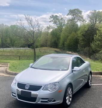 2007 Volkswagen Eos for sale at ONE NATION AUTO SALE LLC in Fredericksburg VA