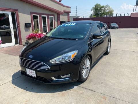 2015 Ford Focus for sale at Sexton's Car Collection Inc in Idaho Falls ID