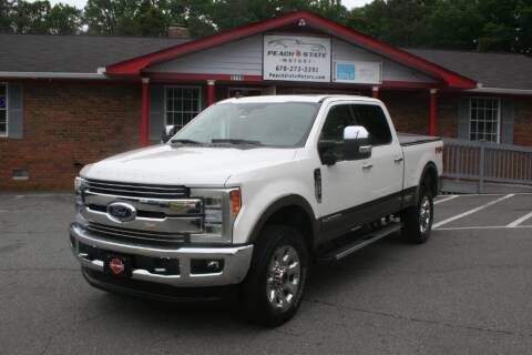 2019 Ford F-250 Super Duty for sale at Peach State Motors Inc in Acworth GA