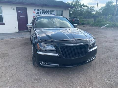 2011 Chrysler 300 for sale at Excellent Autos of Orlando in Orlando FL