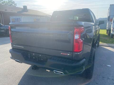 2019 Chevrolet Silverado 1500 for sale at Z Motors in Chattanooga TN