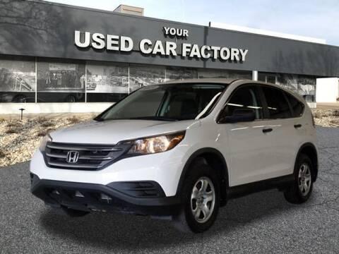 2013 Honda CR-V for sale at JOELSCARZ.COM in Flushing MI