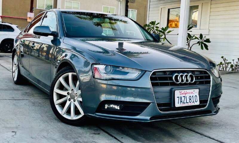 2013 Audi A4 for sale at Pro Motorcars in Anaheim CA