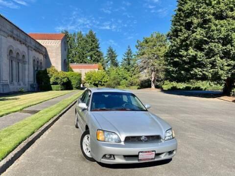 2004 Subaru Legacy for sale at EZ Deals Auto in Seattle WA