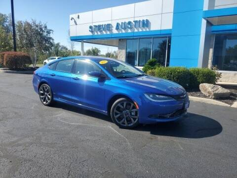 2015 Chrysler 200 for sale at Austins At The Lake in Lakeview OH