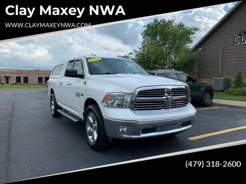 2015 RAM Ram Pickup 1500 for sale at Clay Maxey NWA in Springdale AR