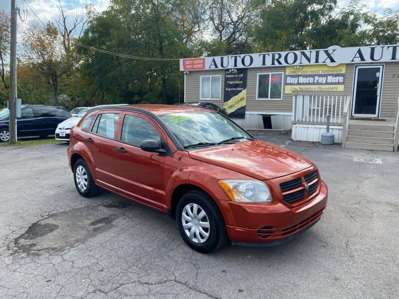 2007 Dodge Caliber for sale at Auto Tronix in Lexington KY