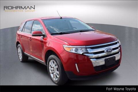 2013 Ford Edge for sale at BOB ROHRMAN FORT WAYNE TOYOTA in Fort Wayne IN