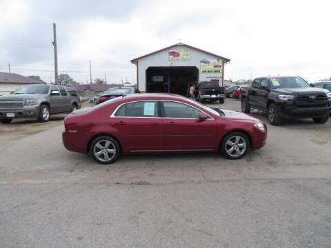 2011 Chevrolet Malibu for sale at Jefferson St Motors in Waterloo IA