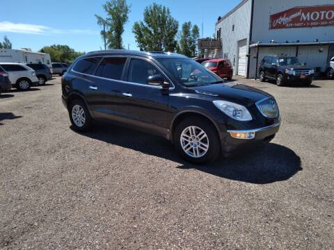 2009 Buick Enclave for sale at Ron Lowman Motors Minot in Minot ND