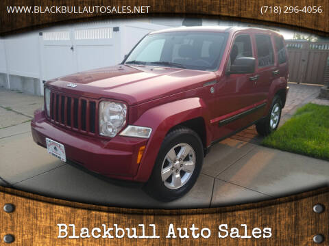 2011 Jeep Liberty for sale at Blackbull Auto Sales in Ozone Park NY