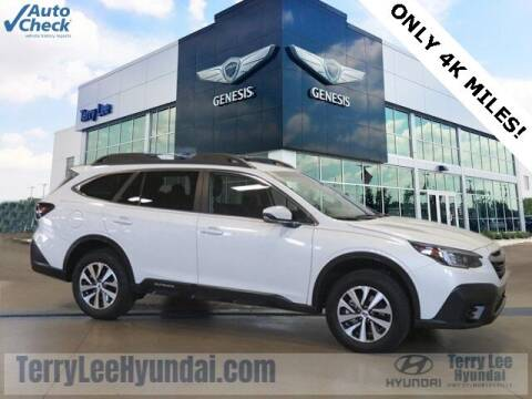 2021 Subaru Outback for sale at Terry Lee Hyundai in Noblesville IN