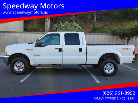 2004 Ford F-350 Super Duty for sale at Speedway Motors in Glendora CA