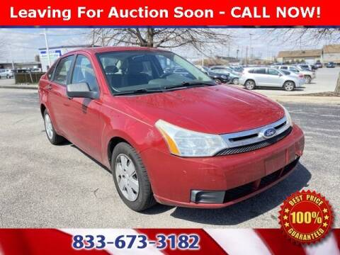 2011 Ford Focus for sale at Glenbrook Dodge Chrysler Jeep Ram and Fiat in Fort Wayne IN
