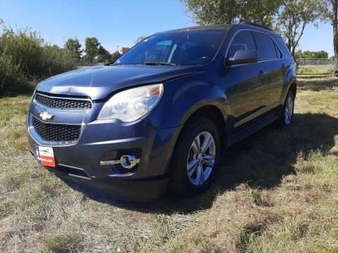 2014 Chevrolet Equinox for sale at LA PULGA DE AUTOS in Dallas TX