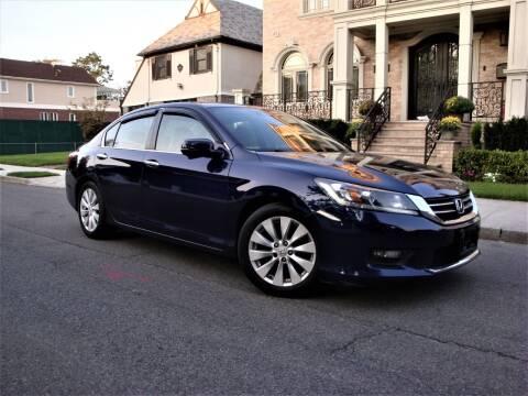 2015 Honda Accord for sale at Cars Trader in Brooklyn NY