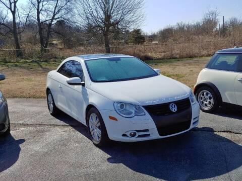 2010 Volkswagen Eos for sale at K & P Used Cars, Inc. in Philadelphia TN