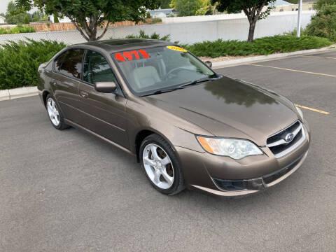 2009 Subaru Legacy for sale at BELOW BOOK AUTO SALES in Idaho Falls ID