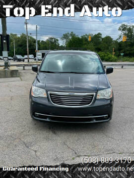 2011 Chrysler Town and Country for sale at Top End Auto in North Atteboro MA