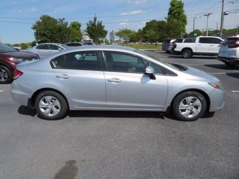 2013 Honda Civic for sale at DICK BROOKS PRE-OWNED in Lyman SC