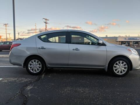 2013 Nissan Versa for sale at Casey Classic Cars in Casey IL