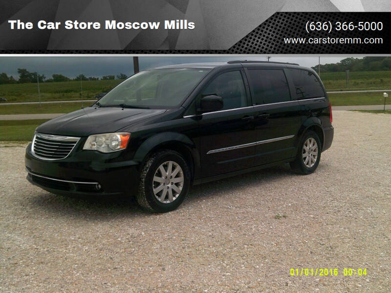 2014 Chrysler Town and Country for sale in Moscow Mills, MO