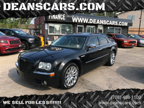 2009 Chrysler 300 for sale at DEANSCARS.COM in Bridgeview IL