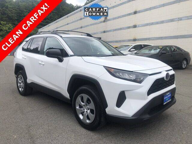 2019 Toyota RAV4 for sale at Honda of Seattle in Seattle WA
