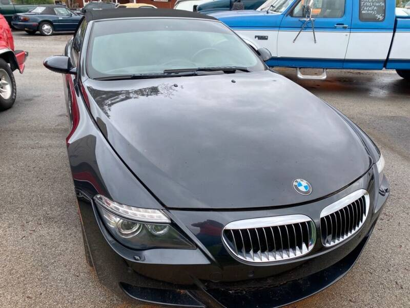 2008 BMW M6 for sale at Z Motors in Chattanooga TN
