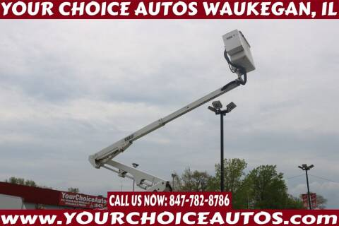 2009 GMC C5500 for sale at Your Choice Autos - Waukegan in Waukegan IL