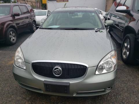 2006 Buick Lucerne for sale at Jimmys Auto INC in Washington DC
