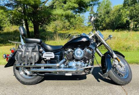 2003 Yamaha Vstar 650 Classic for sale at Street Track n Trail in Conneaut Lake PA