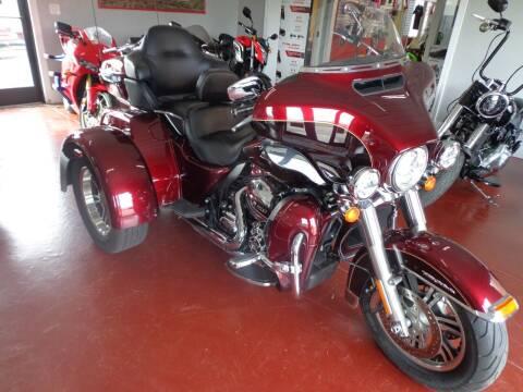 2014 Harley-Davidson flhtcutg for sale at Dan Powers Honda Motorsports in Elizabethtown KY