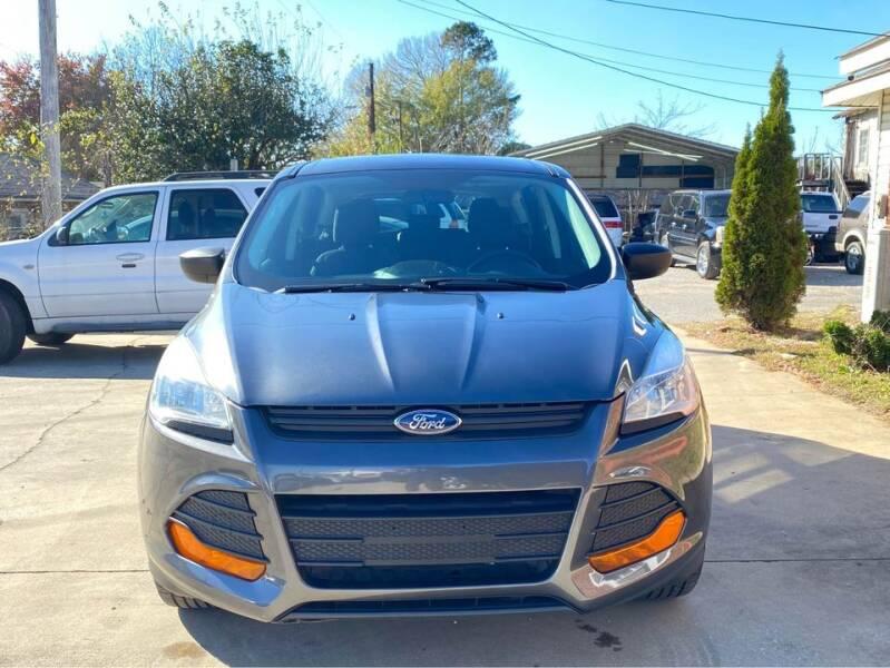 2015 Ford Escape for sale at Shoals Dealer LLC in Florence AL