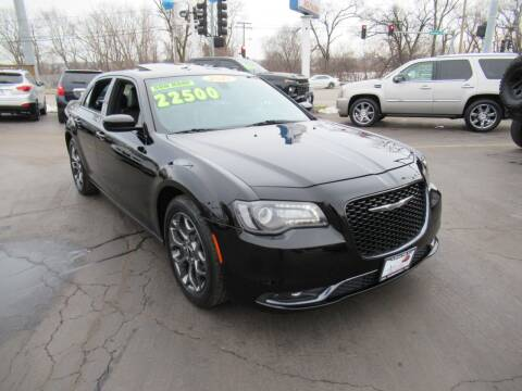 2017 Chrysler 300 for sale at Auto Land Inc in Crest Hill IL