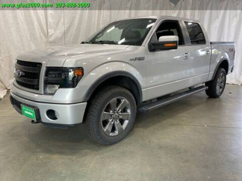 2013 Ford F-150 for sale at Green Light Auto Sales LLC in Bethany CT