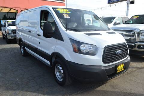 2017 Ford Transit Cargo for sale at Palms Auto Sales in Citrus Heights CA