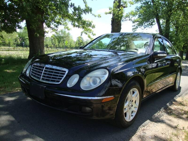 2005 Mercedes-Benz E-Class for sale at Discount Auto Sales in Passaic NJ