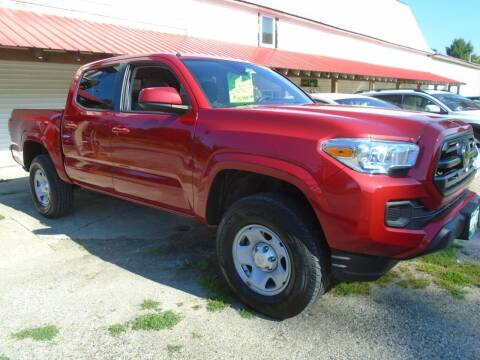 2019 Toyota Tacoma for sale at Wimett Trading Company in Leicester VT