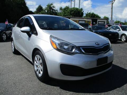 2013 Kia Rio for sale at Unlimited Auto Sales Inc. in Mount Sinai NY