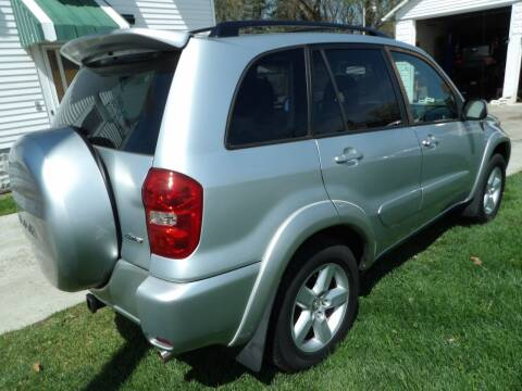 2005 Toyota RAV4 for sale at English Autos in Grove City PA