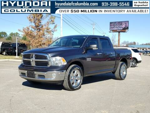 2016 RAM Ram Pickup 1500 for sale at Hyundai of Columbia Con Alvaro in Columbia TN