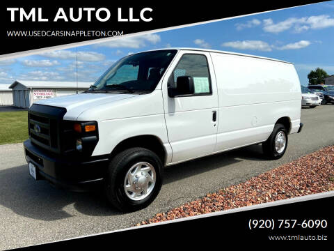 2012 Ford E-Series Cargo for sale at TML AUTO LLC in Appleton WI