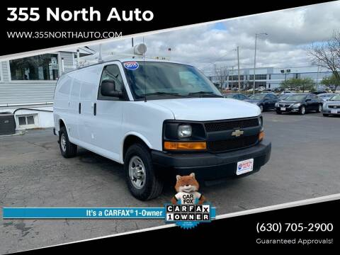 2015 Chevrolet Express Cargo for sale at 355 North Auto in Lombard IL