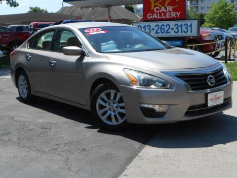 2013 Nissan Altima for sale at KC Car Gallery in Kansas City KS