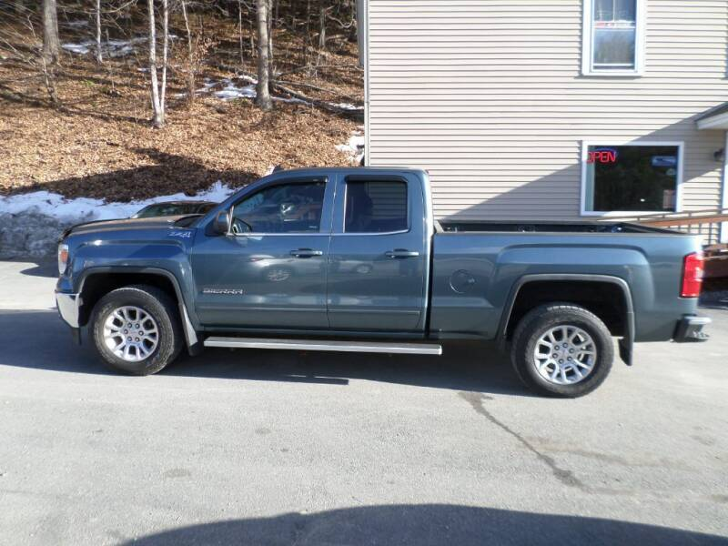 2014 GMC Sierra 1500 for sale at AUTO CONNECTION LLC in Springfield VT