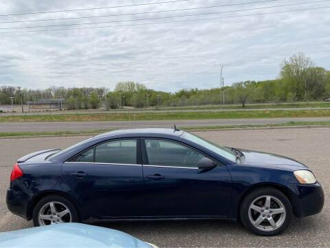 2008 Pontiac G6 for sale at Affordable 4 All Auto Sales in Elk River MN