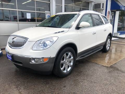 2010 Buick Enclave for sale at Jack E. Stewart's Northwest Auto Sales, Inc. in Chicago IL