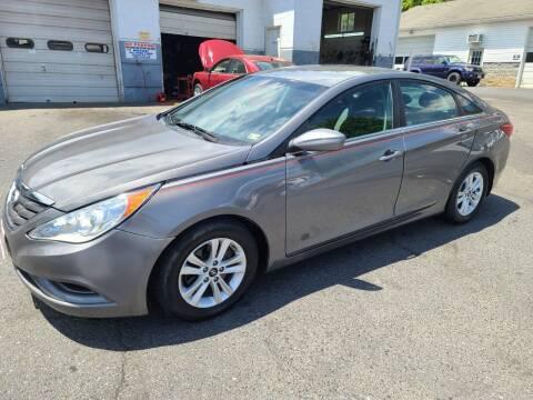 2013 Hyundai Sonata for sale at Driven Motors in Staunton VA